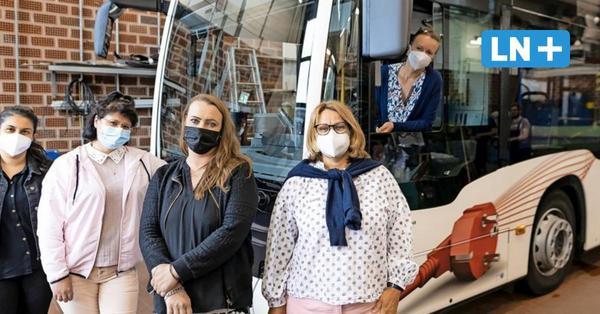 SV Lübeck veranstaltet Training Day für angehende Busfahrerinnen