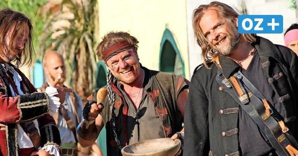 Grevesmühlen: Das sind die aktuellen Darsteller beim Piraten Open Air