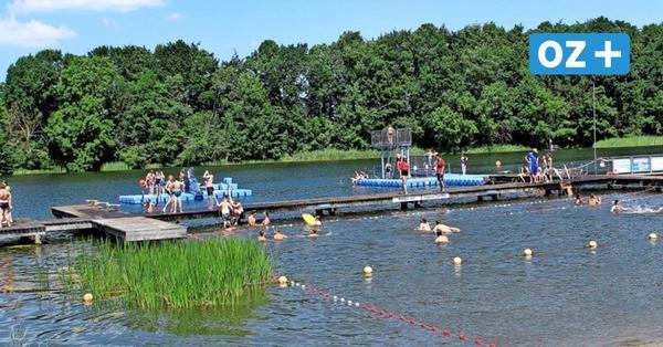 Grevesmühlen: Endlich wieder Badevergnügen im Freibad am Ploggensee
