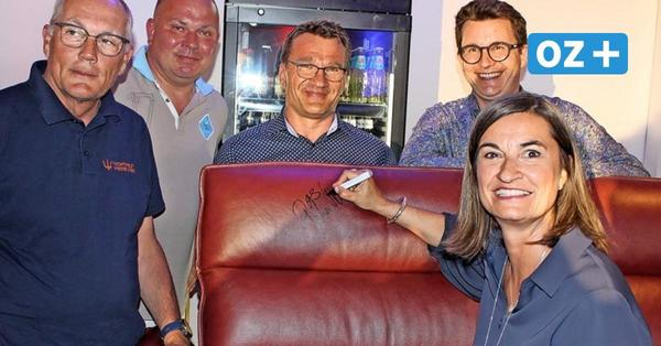 Boltenhagen: Moderatorin Inka Schneider versprüht gute Laune