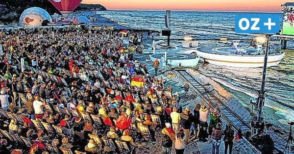 Fußball-EM: Darum findet am Heringsdorfer Strand kein Public Viewing statt