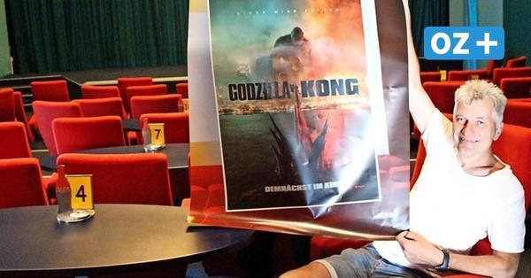 Neustart nach dem Lockdown: Auf Usedom öffnen die Kinos wieder