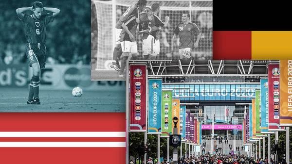 Geschichte, Bilanz, Zuschauer: Das erwartet das DFB-Team in Wembley - Sportbuzzer.de