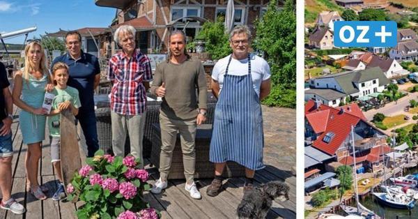 Rügen: Wie das kleine Örtchen Seedorf aus dem Dornröschenschlaf erwacht