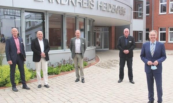 Endlich: Sieben-Tage-Inzidenz bei Null - Heidekreis - Walsroder Zeitung