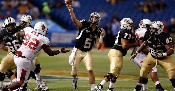 UCF Throwback Classics Episode 4: The 2012 Beef 'O' Brady's St. Petersburg Bowl