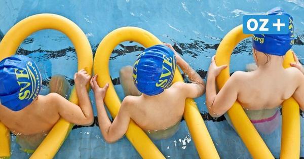 Nach langer Corona-Pause: Hier können Kinder im Sommer in MV noch schwimmen lernen