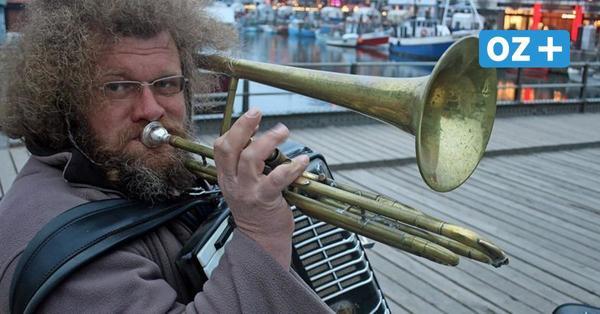 Rostocker Straßenmusiker Juris ist tot: So erinnert sich seine Tochter an ihn