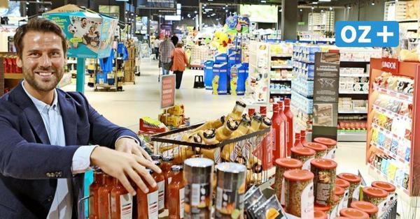 Edeka-Supermarkt in Rostock Lütten Klein: Was im E-Center im Warnow-Park geplant ist