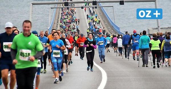 Rügenbrücken-Marathon soll stattfinden: Hier können Sie sich ab 1. Juli anmelden
