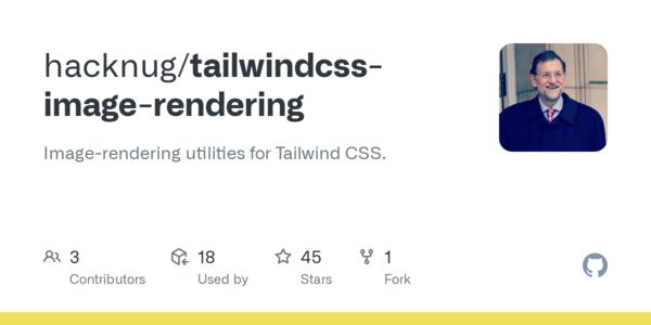 tailwindcss-image-rendering