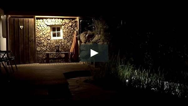 Vimeo Record: Wellness-Oase eröffnet mit Whirlpool im Garten
