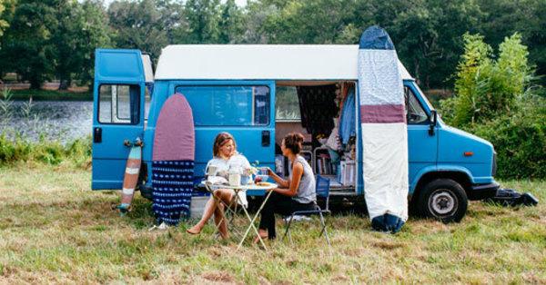 Campingplätze in Deutschland: Das sind die 10 beliebtesten Plätze
