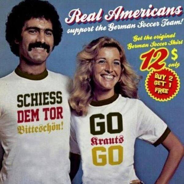 Don't forget to root for the Germans at Euro2020 on Tuesday!