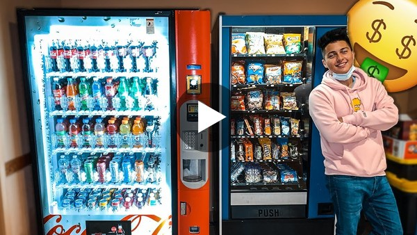 Day In The Life Of A Vending Business Owner!!