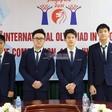 Việt Nam giành 4 huy chương Bạc Olympic Tin học quốc tế năm 2021