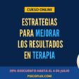 Estrategias para mejorar los resultados en terapia con Alberto Gimeno