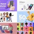 Best 3D Illustration Libraries For Your UI Design