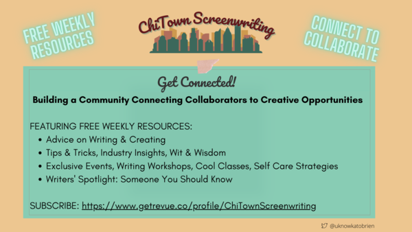 Connect Friends to ChiTown Screenwriting