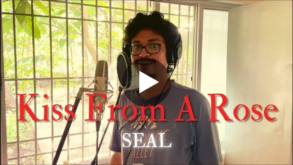 Kiss From A Rose - Seal - Sumeru Raut Cover