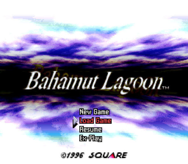 Bahamut Lagoon, the game that inspired Near to become a programmer.