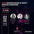 Panel: Democratización de datos y servicios financieros