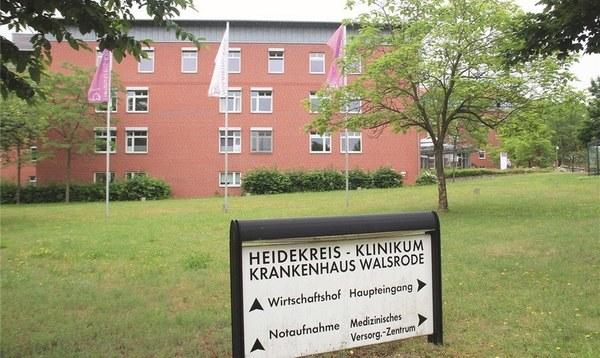 Klinikum legt erneut besseres Ergebnis vor - Heidekreis - Walsroder Zeitung