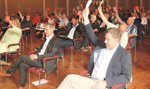 SPD im Heidekreis trotzt den Umfragen - Heidekreis - Walsroder Zeitung