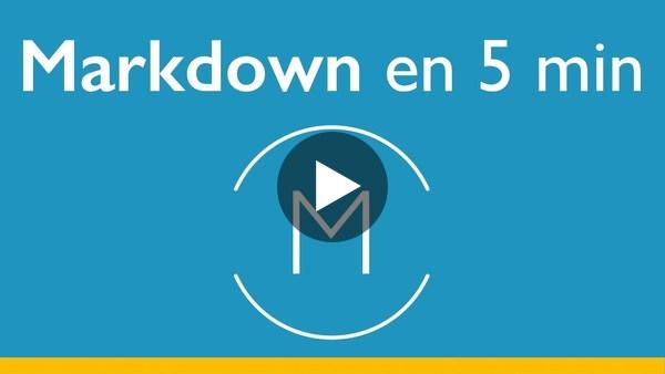 Aprende Markdown RÁPIDO! - Sintáxis básica en menos de 5 MIN