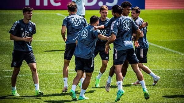 Feinschliff und Abflug: So bereitet sich das DFB-Team am Montag auf den Klassiker gegen England vor