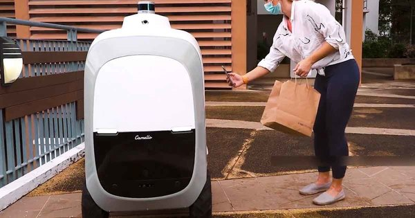 Yasuhide Yokoi and Final Aim Inc: Designing an autonomous delivery robot