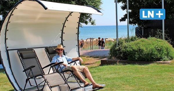 Moderner Wetterschutz: Firma aus Nordrhein-Westfalen will Strandkorb Konkurrenz machen