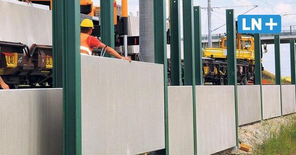 Beltquerung: Ostholstein kämpft für maximalen Lärmschutz an der Trasse