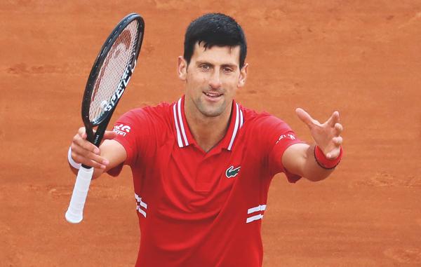 😈 Novak Djokovic: Der ungeliebte König - tennis MAGAZIN