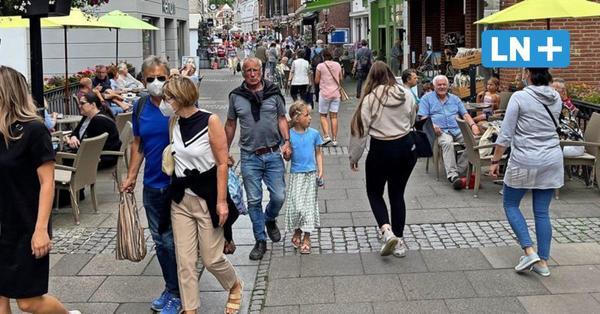 Bad Oldesloe: Bummeln in der Innenstadt wie vor Corona
