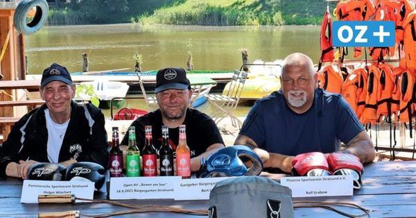 """Stralsund: """"Boxen am See"""" - So können Sie beim Open-Air-Box-Event mitmachen"""