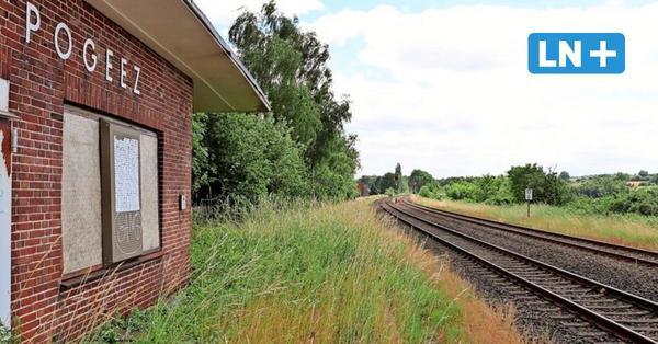 Pogeez am Ratzeburger See soll wieder einen Bahnhof bekommen