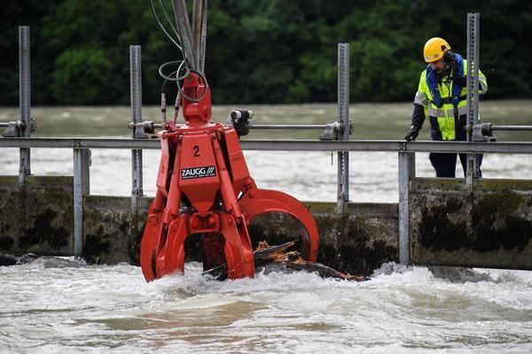 Hochwasser-Gefahr in Bern – So hoch wie 2005 kommt es kaum mehr