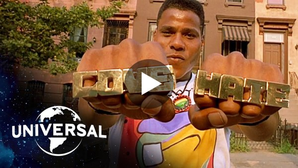 Do the Right Thing | Radio Raheem's Story of LOVE and HATE