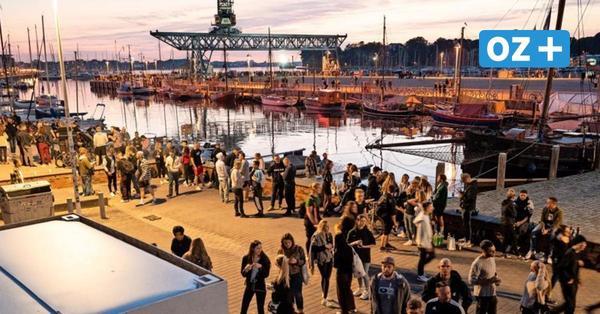 """Ärger über Party-Meile am Rostocker Stadthafen: """"So geht es nicht weiter"""""""