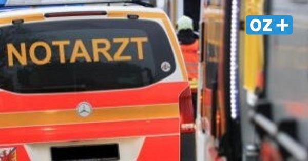 Stralsund: 17-Jähriger stirbt nach Mopedunfall im Krankenhaus