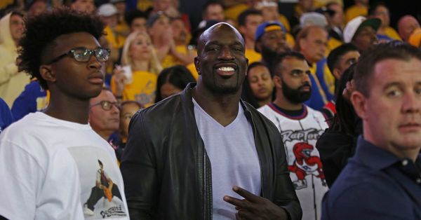 TJ Bullard, Son of WWE Superstar Titus O'Neil, Just Committed to UCF and Celebrities Are Saying Things