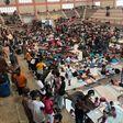 La vie des déplacés de Martissant au centre sportif de Carrefour, 22 jours après
