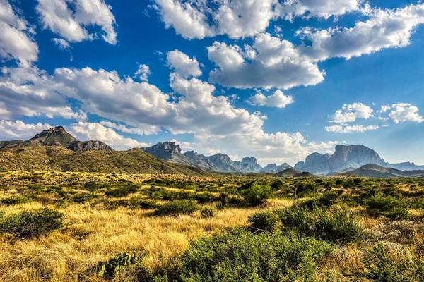 Energy Development in West Texas that Collaborates with Nature and People