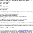 Cloud Village(Online) Call For Papers - DEF CON 29