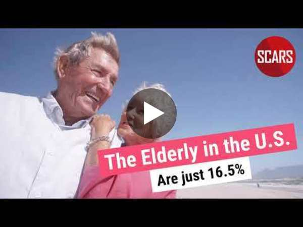 Elderly  and Millennial Scam Victims