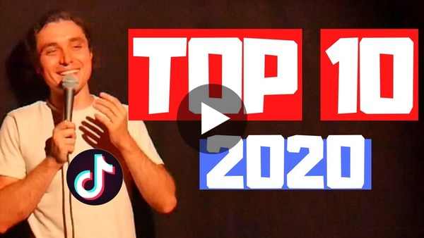 (#1 HAS OVER 1 MIL) Top 10 Most Watched Dragos TikToks of 2020 (@dragoscomedy)
