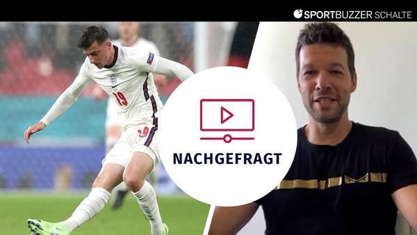 EM-Experte Michael Ballack im Video: So kann Deutschland die Stärken von England ausschalten - Sportbuzzer.de