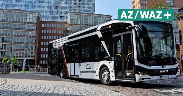Hamburg ordert 20 weitere E-Busse bei VW-Tochter MAN