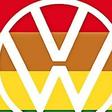 Volkswagen zeigt Flagge: Bandenwerbung bei Fußball-EM in Regenbogenfarben